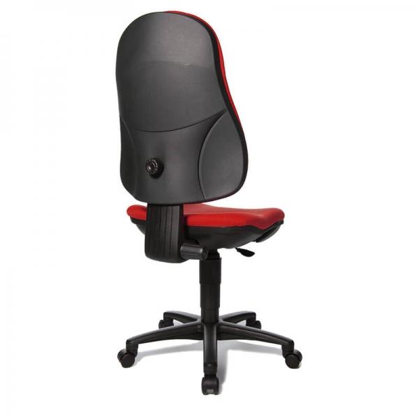 Chaise avec des roulettes pour bureau – Support P - 20