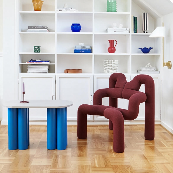 Fauteuil ergonomique design bordeaux - Ekstrem Varier® - 11