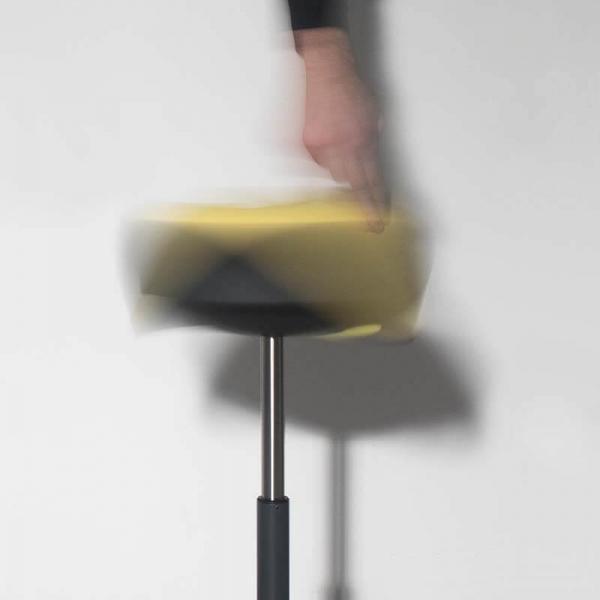 Tabouret hauteur réglable en tissu – Motion Varier® - 18