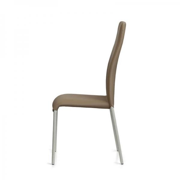 Chaise en synthétique moderne - 3