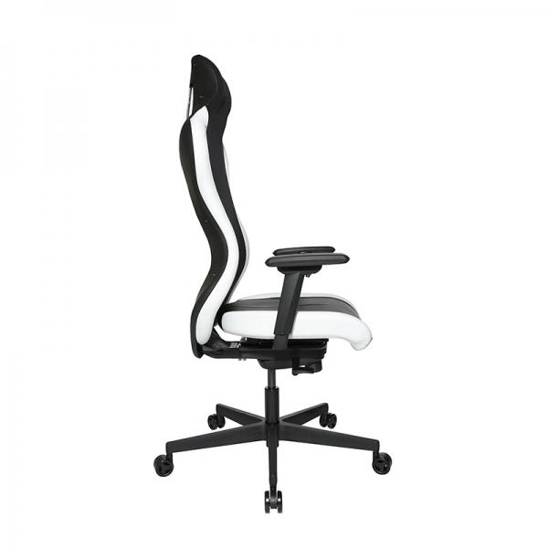 Chaise gaming confortable avec assise dynamique - Sitness RS Sport Plus - 47
