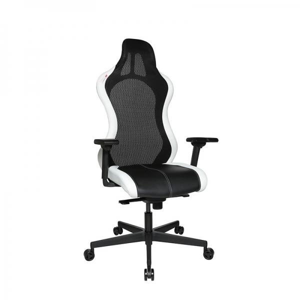 Chaise gaming confortable avec assise dynamique - Sitness RS Sport Plus - 43