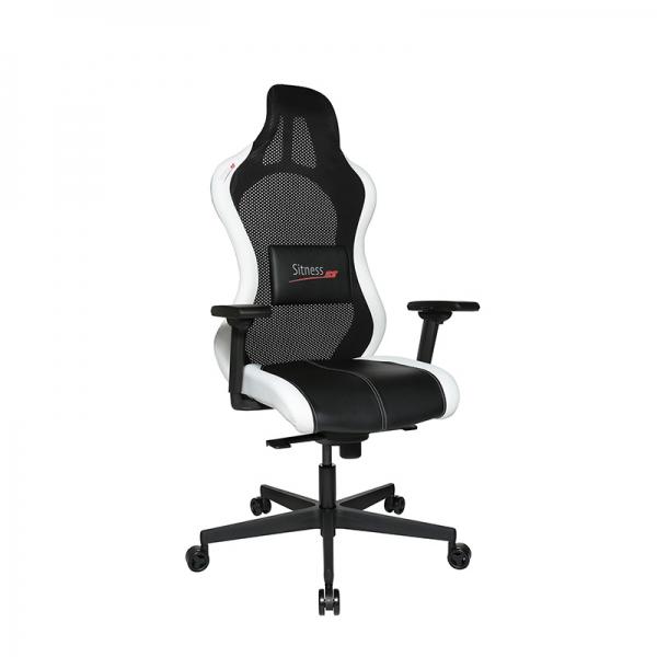 Chaise gaming confortable avec assise dynamique - Sitness RS Sport Plus - 52