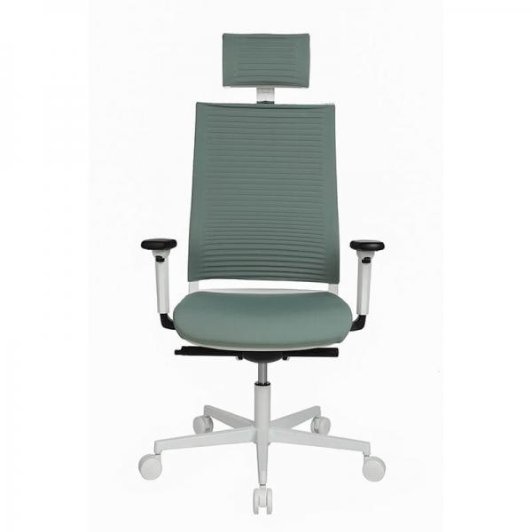 Fauteuil de bureau tendance avec appui tête - Sitness Life 80 - 2