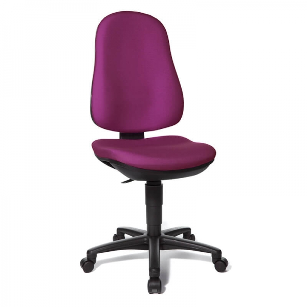 Chaise pour bureau ajustable – Support P - 27