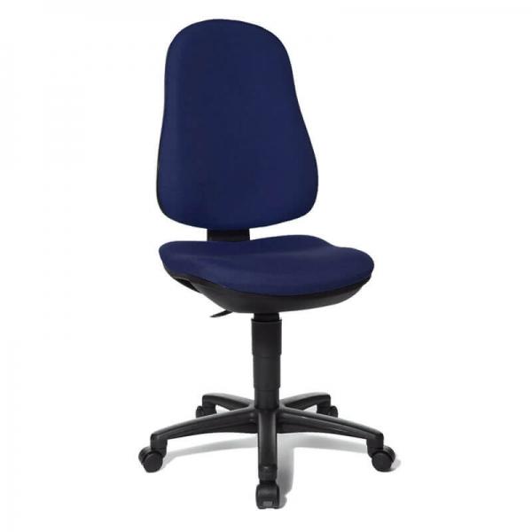 Chaise bureautique ajustable en hauteur – Support P - 26