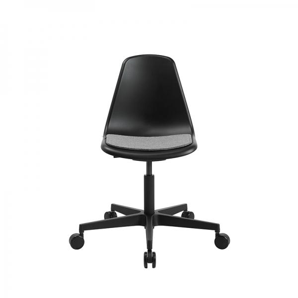 Chaise avec roulettes pour bureau - Sitness life 10 - 10