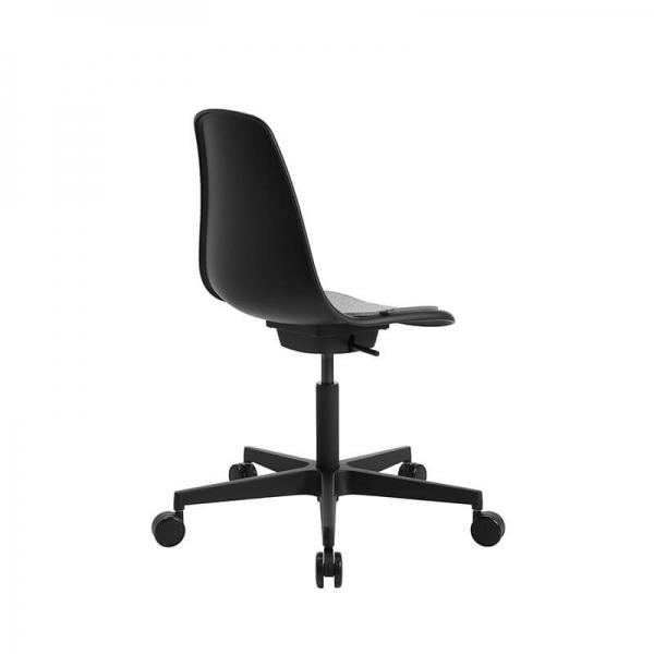 Chaise réglable à roulettes pour bureau - Sitness life 10 - 4