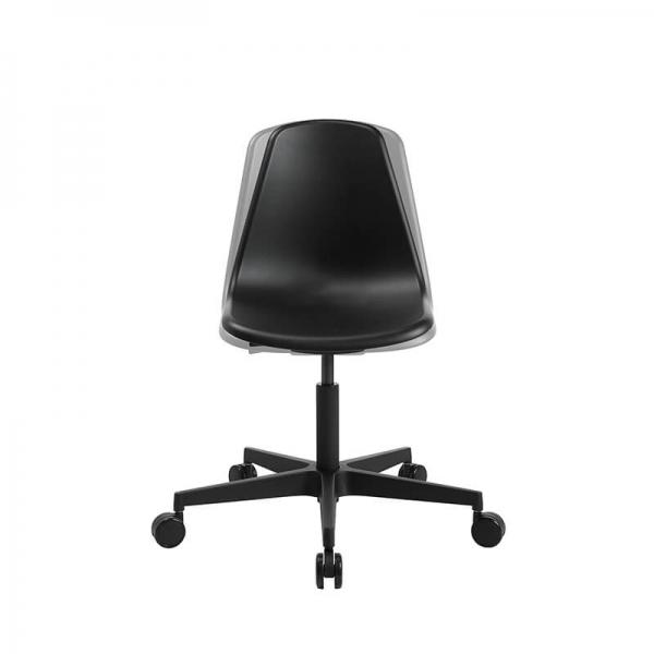 Chaise réglable avec roulettes pour bureau - Sitness life 10 - 3