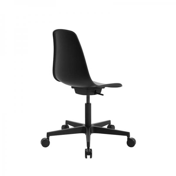 Chaise avec roulettes pour bureau - Sitness life 10 - 6