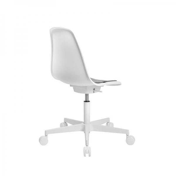 Chaise avec roulettes pour bureau - Sitness life 10 - 23