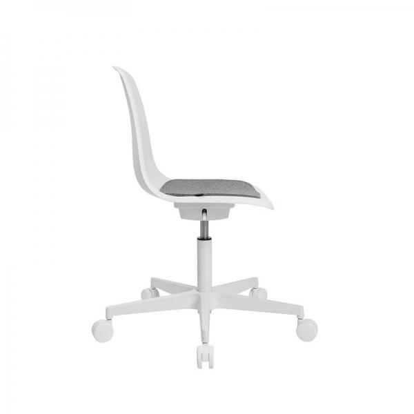 Chaise avec roulettes pour bureau - Sitness life 10 - 24