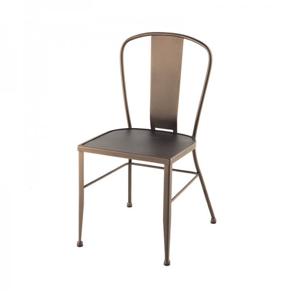 Chaise de jardin en métal - Antic - 2