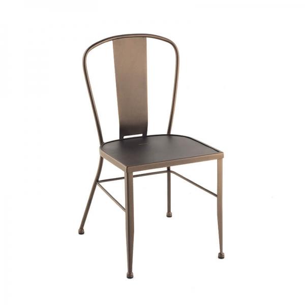 Chaise de jardin en métal - Antic - 1