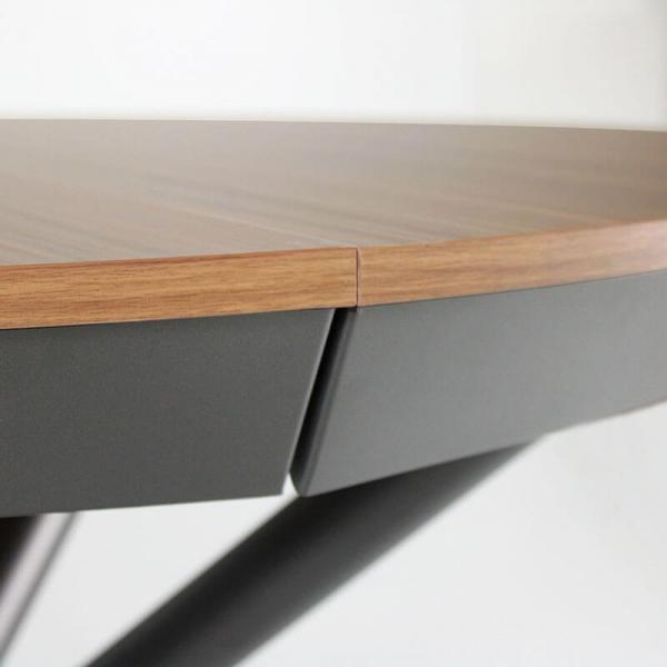 Table à manger extensible design - 3