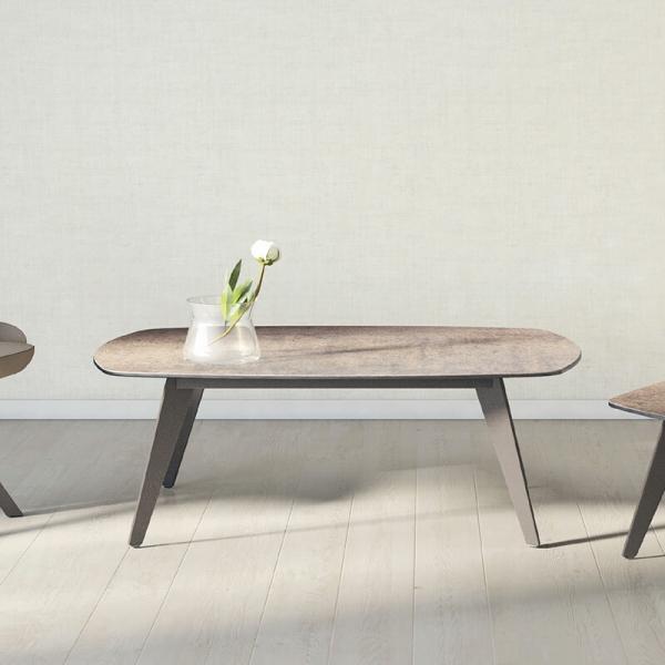 Table basse en céramique design - Infine mini - 2