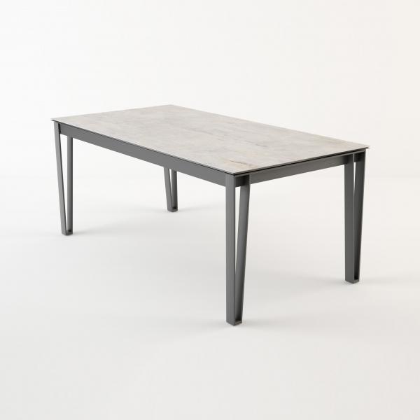 Table en céramique avec allonges - 3