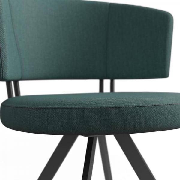 Chaise moderne pivotante  - 5