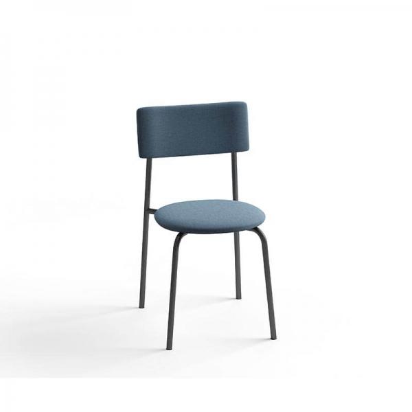Chaise de cuisine en tissu - 7