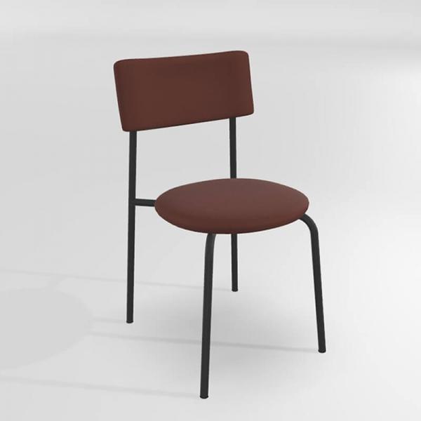 Chaise de cuisine en synthétique  - 3