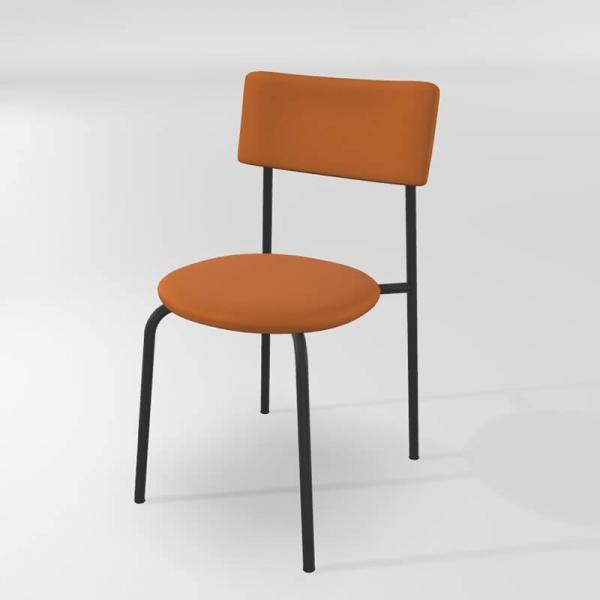 Chaise en métal et synthétique  - 18