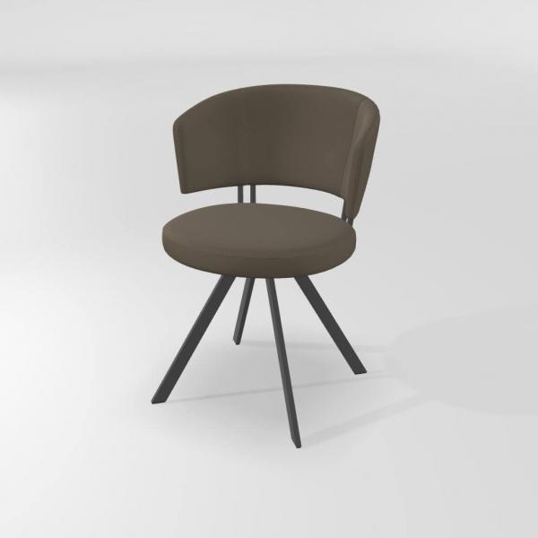 Chaise moderne pivotante  - 21
