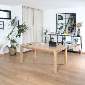 Bureau moderne en bois origine France