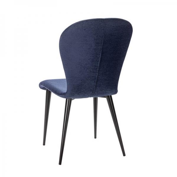 Chaise française en tissu et métal - Lila Eco - 20