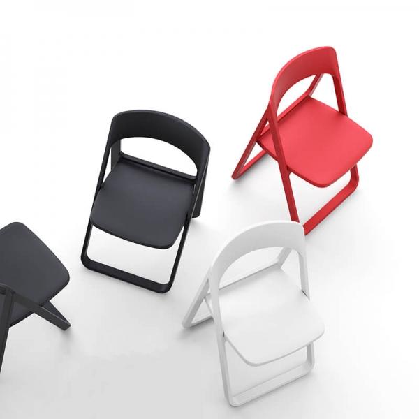 Chaise de jardin pliante moderne - Dream - 24