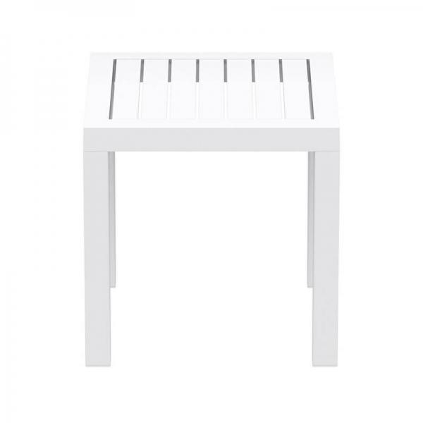 Table d'appoint pour terrasse en plastique - 17