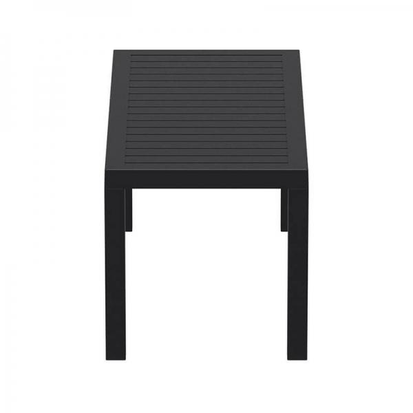 Table rectangulaire en résine pour jardin - 21