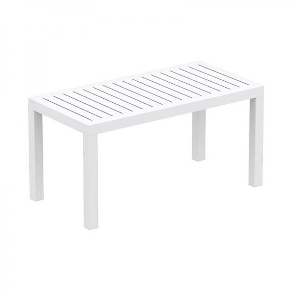 Table rectangle en plastique pour terrasse - 8