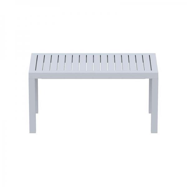 Table basse de jardin en résine - 17