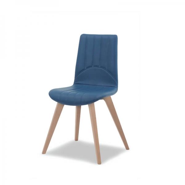 Chaise moderne de fabrication italienne en synthétique - 2