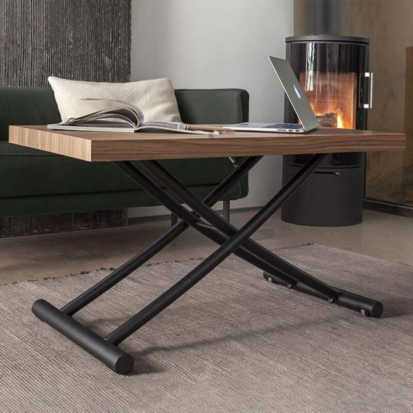 Table relevable en mélaminé - Géniale - 1