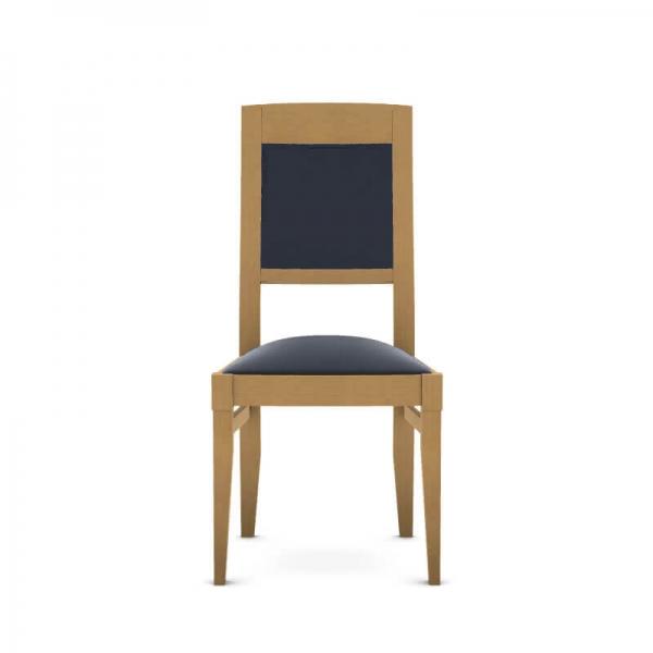 Chaise française avec pieds en bois - Vintage - 4