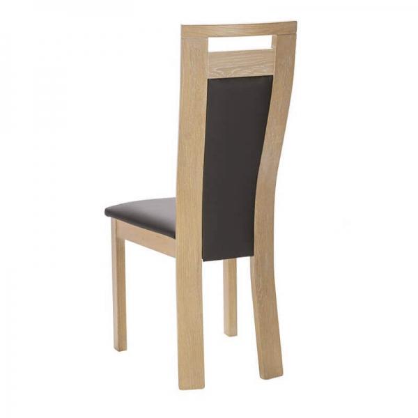Chaise en bois et synthétique fabrication française - Lizo - 4