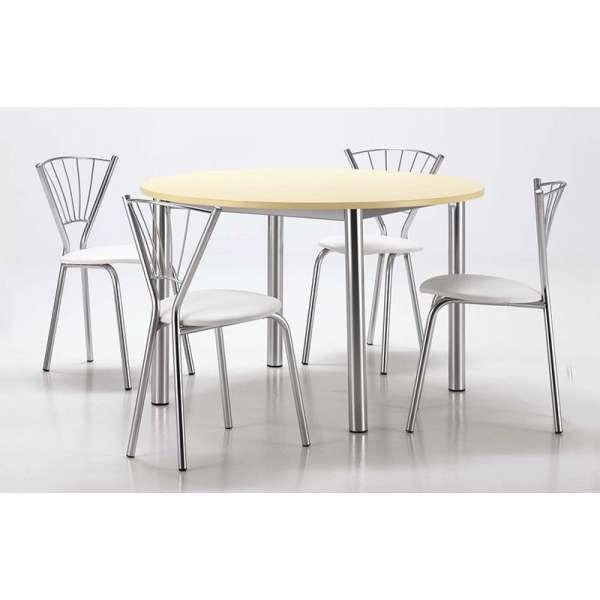 Chaise de cuisine moderne - Sandra - 3