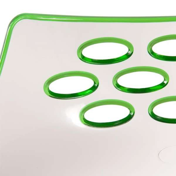 Tabouret design snack en plexi Jam - HT 65 cm - Calligaris® - 3
