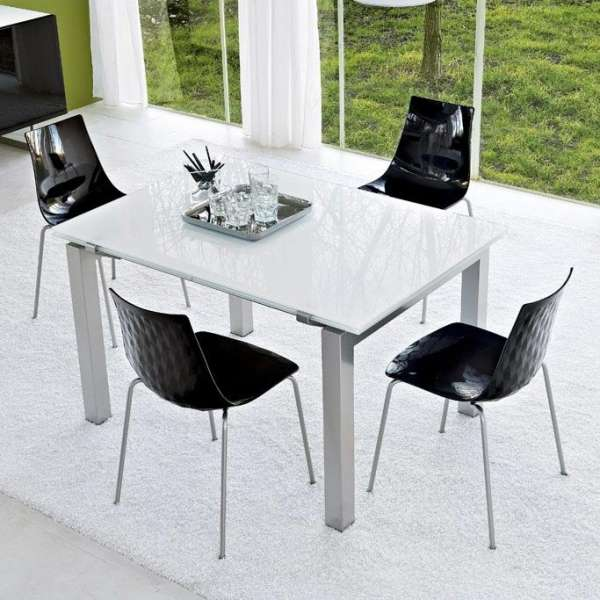 Table en verre design Airport Calligaris® - 1