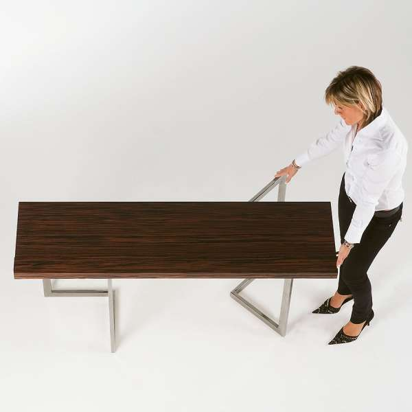 Table modulable - Giravolta 130 - 6