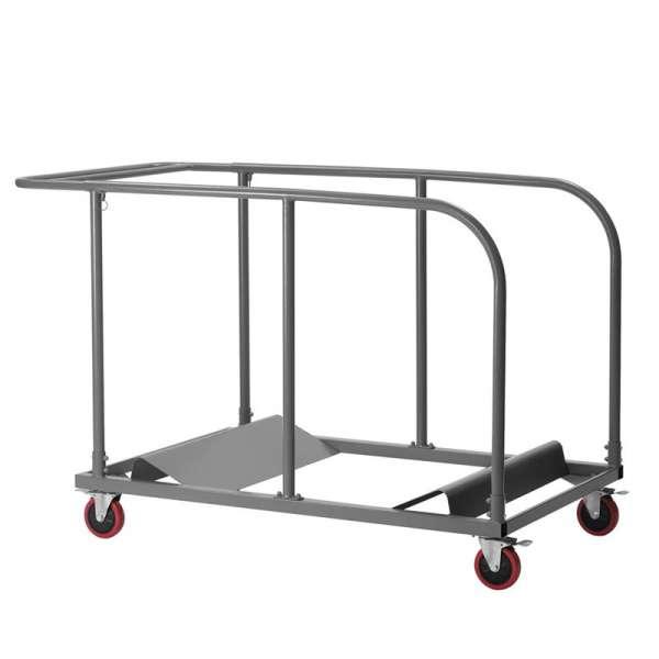 Chariot pour table pliante ronde - 2