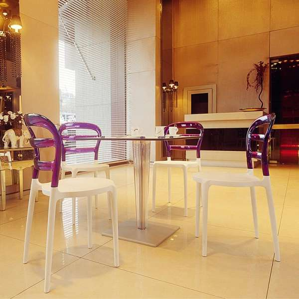 Chaise design - Miss Bibi - 9