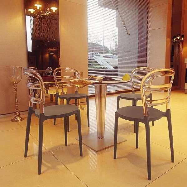 Chaise design d'intérieur - Miss Bibi - 11