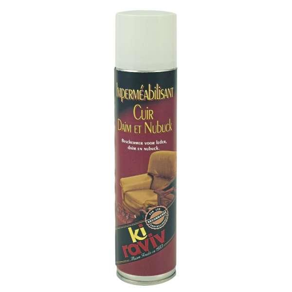 Entretien imperméabilisant cuir, daim, nubuck Kiraviv - 1