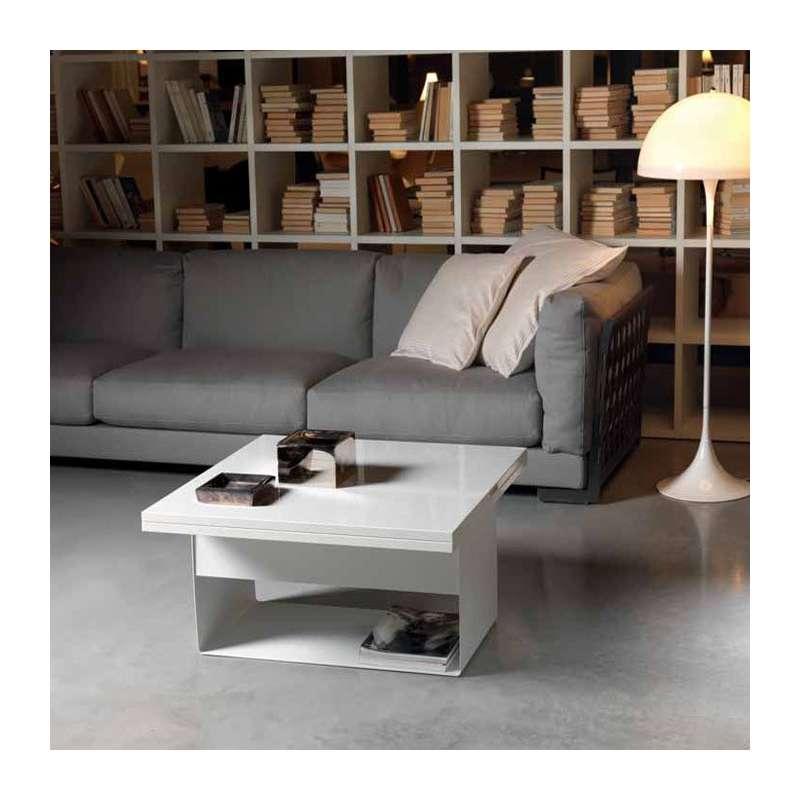 Table basse moderne modulable vela 4 Table basse modulable table haute